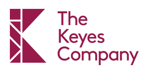 Logo of The keyes Company
