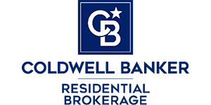 Logo of coldwell banker residential brokerage
