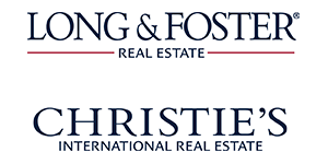 Logo of Long & Foster Real estate affiliate of christie's International Real Estate