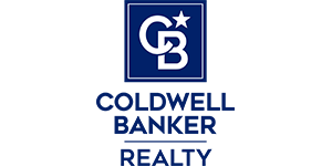 Logo of Coldwell Banker residential real estate